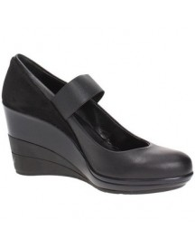 Pumps Byblos Blu Xm62035d Court Shoes Women Leather Black afbeelding