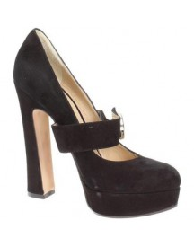 Pumps D-marra 511 Court Shoes Women Leather Black afbeelding