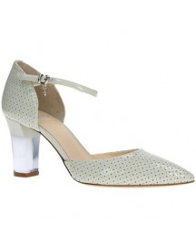 Pumps Fabi Fd1398a Court Shoes Women Leather afbeelding