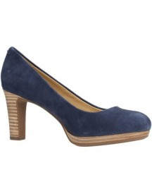 Pumps Geox D52q6c00021 Court Shoes Women Suede afbeelding