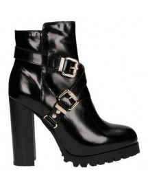 Enkellaarsjes Jeffrey Campbell Jc Mercer Leather afbeelding