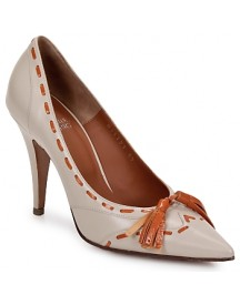 Pumps Michel Perry Camoscio afbeelding