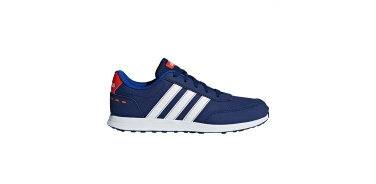 Image Adidas - Vs Switch 2 Kids - Blauwe Schoen