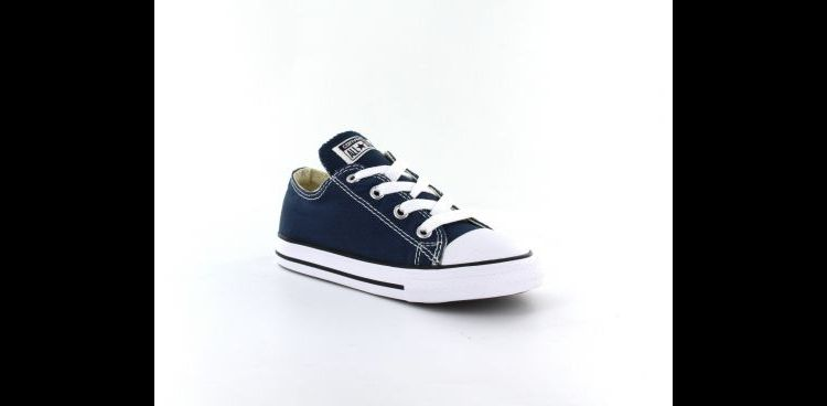 Image Converse - Chuck Taylor All Star Ox - Blauwe All Star