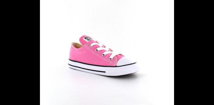 Image Converse - Chuck Taylor All Star Ox - Roze All Stars