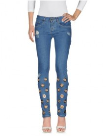 Fap Filles A Papa Denim Trousers Female afbeelding