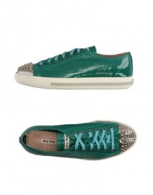 Miu Miu Low-tops & Sneakers Female afbeelding