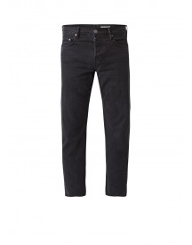 Allsaints Boston Sid Cropped Slim Fit Jeans afbeelding
