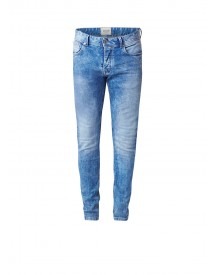 Chasin' Ego Slim Fit Jeans Met Faded Details afbeelding