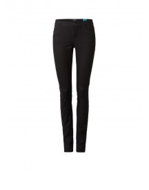 Claudia Sträter Ongewassen Mid Rise Slim Fit Jeans afbeelding