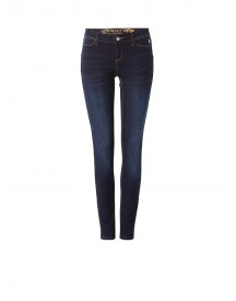 Desigual Low Rise Skinny Fit Jeans afbeelding