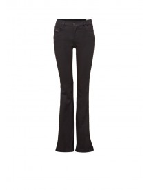 Diesel Sandy High Rise Flared Jeans 0800r afbeelding