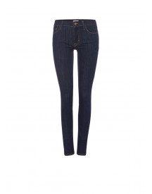 French Connection Rebound Mid Rise Skinny Jeans Met Stretch afbeelding