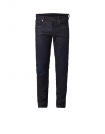 G-star Raw 3301 Tapered Fit Jeans Met Donkere Wassing afbeelding