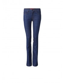 Hugo Boss Ginas High Rise Kick Flare Jeans afbeelding