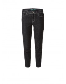 Ralph Lauren Premier High Rise Skinny Ankle Jeans afbeelding