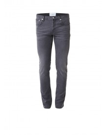 Sandro Washed Slim Fit Jeans afbeelding