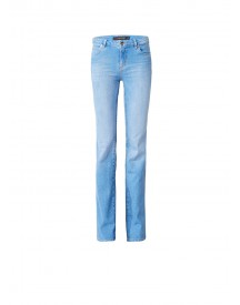 Supertrash Paradise High Rise Flared Jeans Met Faded Look afbeelding