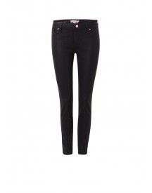 Ted Baker Annnas High Rise 7/8 Skinny Jeans Met Wax Finish afbeelding