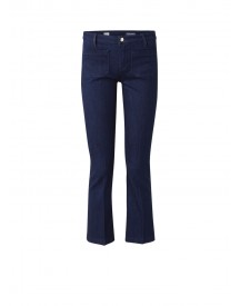 Tommy Hilfiger Como Mid Rise Flared Fit 7/8 Jeans afbeelding