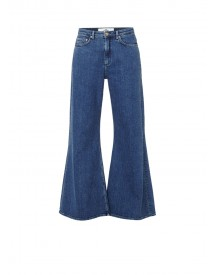 Won Hundred Sadie High Rise Oversized Flared Jeans afbeelding