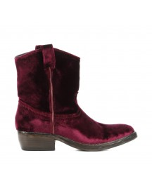 Catarina Martins Booties Dames (bordeaux) afbeelding