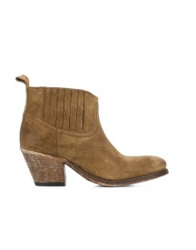 Catarina Martins Booties Dames (cognac) afbeelding