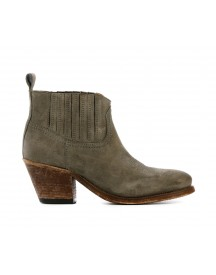 Catarina Martins Booties Dames (taupe) afbeelding