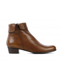 Everybody Booties Dames (cognac) afbeelding