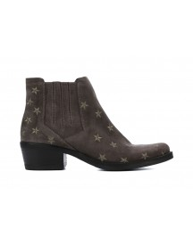 Kanna Booties Dames (taupe) afbeelding