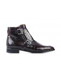 Pertini Booties Dames (bordeaux) afbeelding