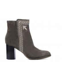 Progetto Booties Dames (taupe) afbeelding