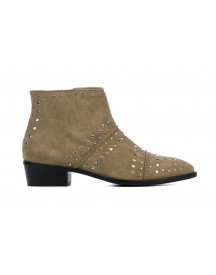 Toral Booties Dames (taupe) afbeelding