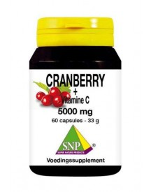 Cranberry Vitamine C 5000 Mg afbeelding