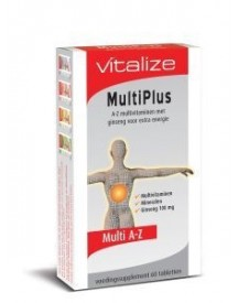 Multivitamine Compleet A T/m Z afbeelding