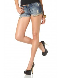 Melrose Jeans-hotpants afbeelding