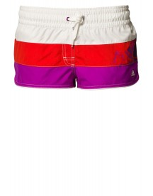 Adidas Performance Zwemshorts White/red afbeelding