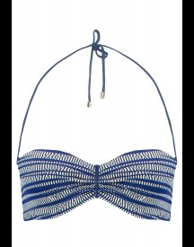 Heidi Klum Intimates Sun Muse Bikinitop Optic/black Iris afbeelding