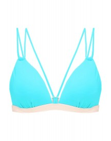 L*space New Wave Bikinitop Turquoise afbeelding