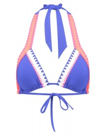 Seafolly Summer Vibe Bikinitop Blue Ray afbeelding