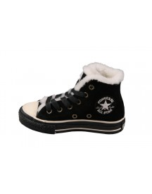 Converse All Star Kids Ct As Hi Yth Black afbeelding
