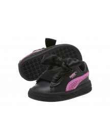 Puma Basket Heart Bling Inf afbeelding