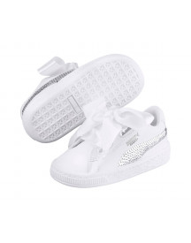 Puma Basket Heart Bling Ps afbeelding