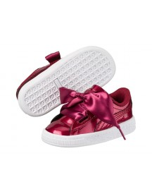 Puma Basket Heart Glam Inf afbeelding