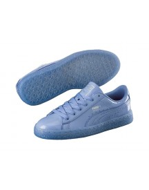 Puma Basket Patent Iced Glitter Ps afbeelding