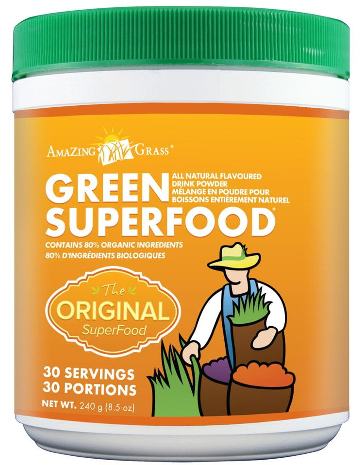 Image Green Superfood