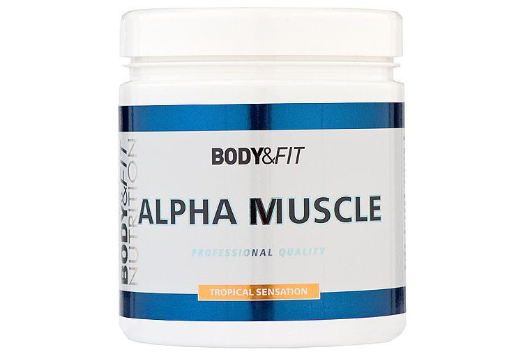 Image Alpha Muscle