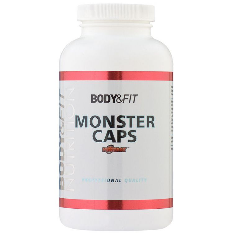 Image Monster Caps