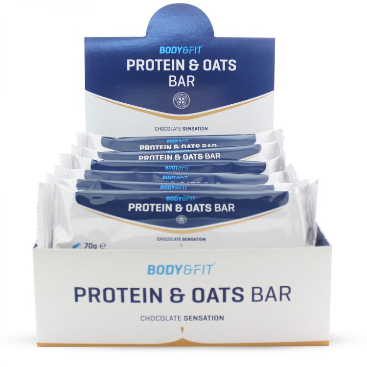Image Protein & Oats Bar