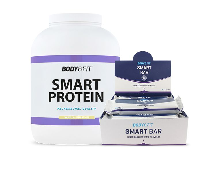 Image Smart Protein & Bars
